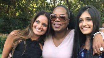 Dr. Shefali endorsed by Oprah