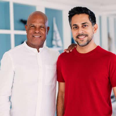 Image of Dr. Michael Beckwith and Vishen Lakhiani