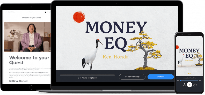 Money EQ On Multiple Devices