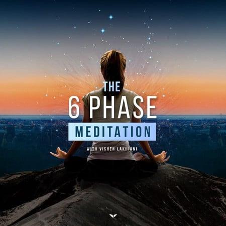 La meditación de 6 fases