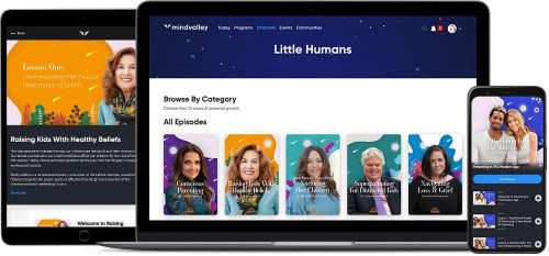 Little Humans on multiple devices
